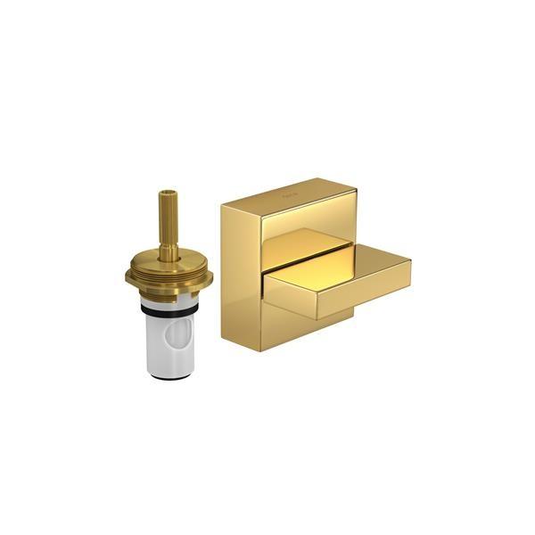 Acabamento Para Registro Pressão Dream 4916.gl87.pq Gold