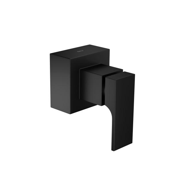 Acabamento Para Registro Unic Black Matte Deca 4900 BL90GDMT