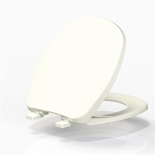 Assento Aspen Pp Evolution Soft Close Branco/Gelo
