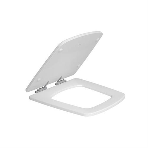 Assento Poliéster Fixação Cromada Clean AP.467.17