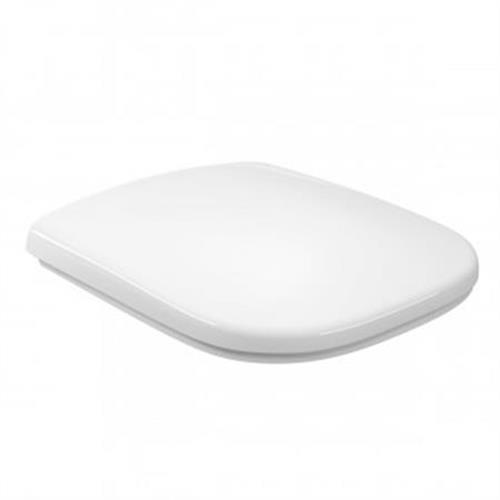 Assento Quadra Plástico Slow Close Branco Ap215 17++