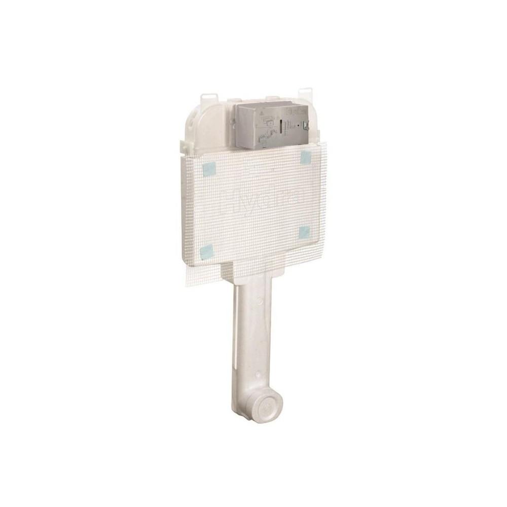 Caixa de Descarga Embutida Para Alvenaria Drywall 2500.CX.MC.AF