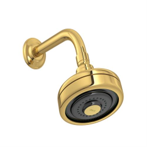 Chuveiro Com Tubo de Parede Acqua Plus Gold 1990.GL.STD