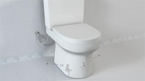 Conjunto de Fixação para Bacias Sanitárias e Bidês Censi 7450