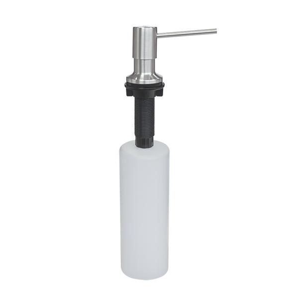 Dosador De Sabão Tramontina Aço Inox 500ml 94517/004