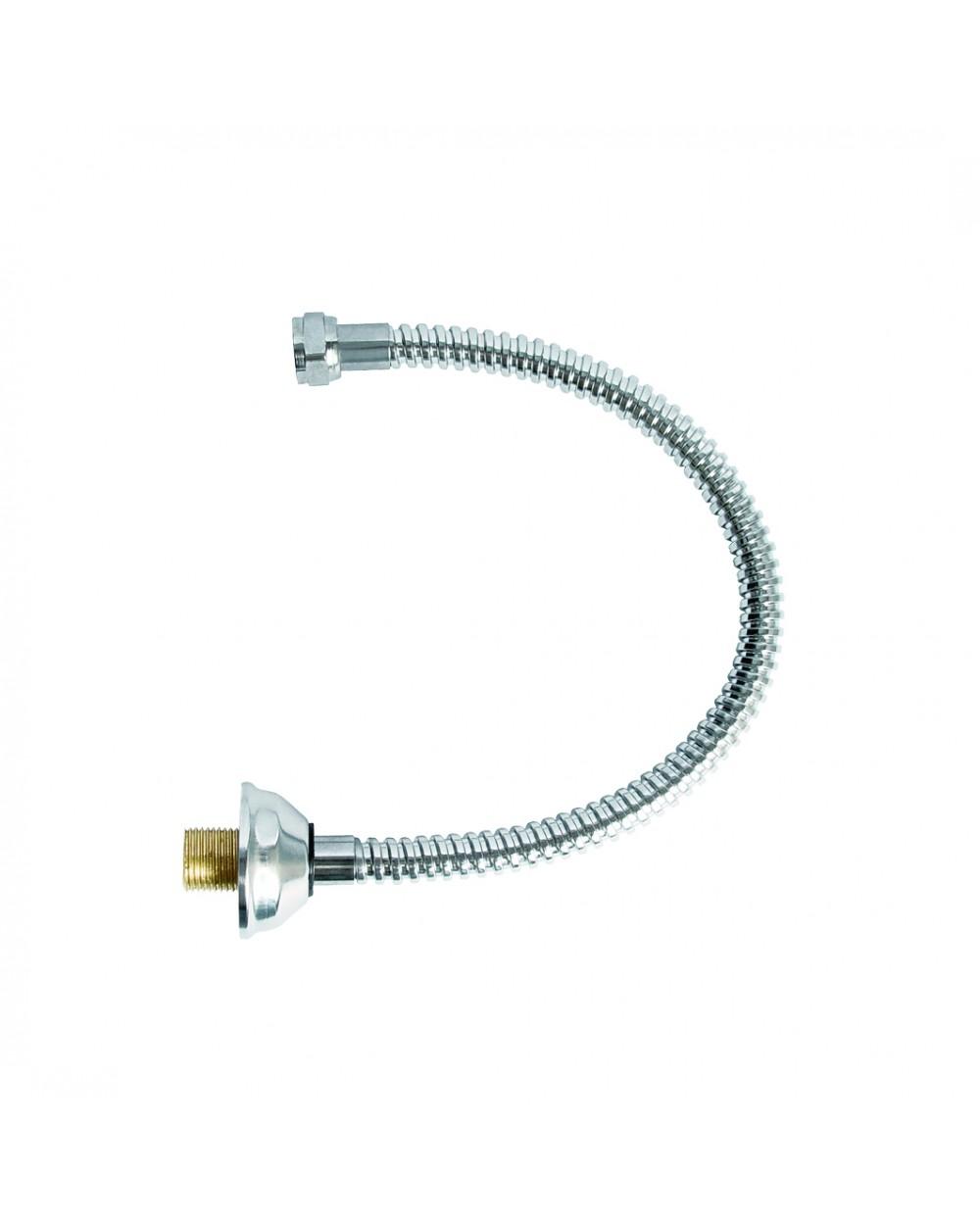 Engate Flexível 1/2 x 50cm Latão Cromado VLL452CWG
