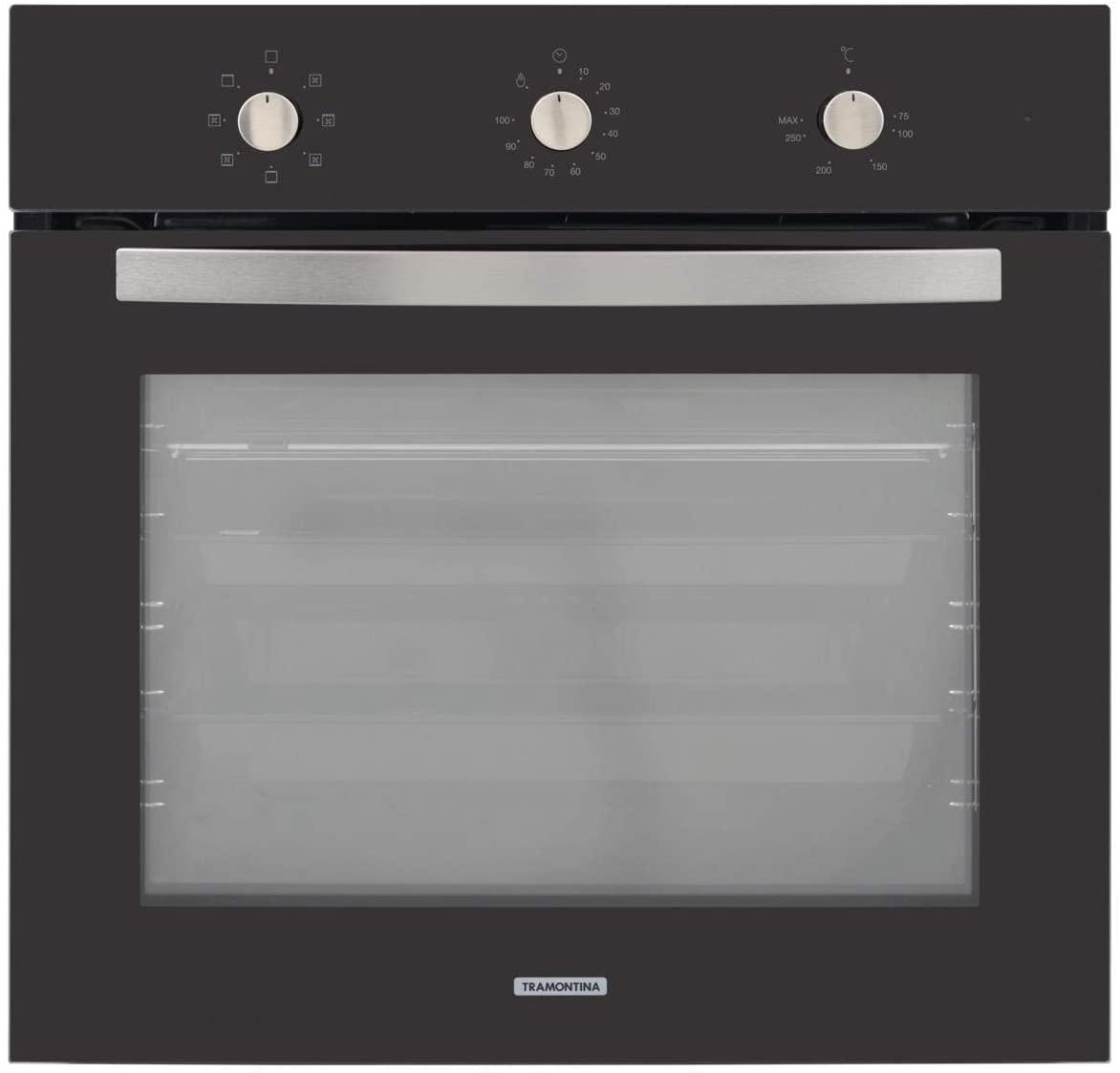 Forno Elétrico De Embutir New Glass Cook Tramontina 94867/220