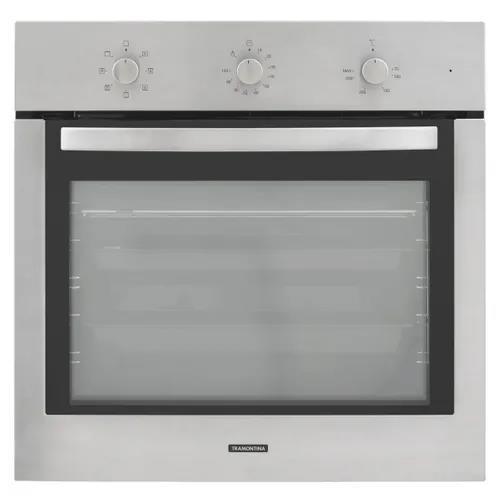 Forno Elétrico De Embutir New Inox Cook Tramontina 94866/220