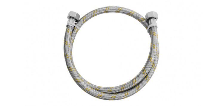 Ligação Flexível para Instalação de Gás 1/2 FxF 40cm