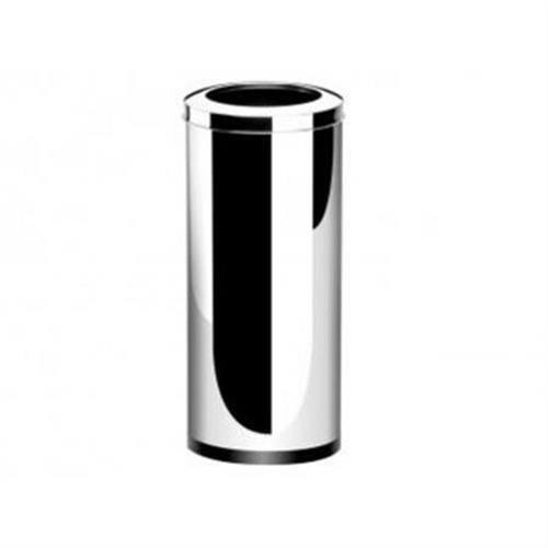 Lixeira Dline Inox C/aro 40,5l 3033/205+