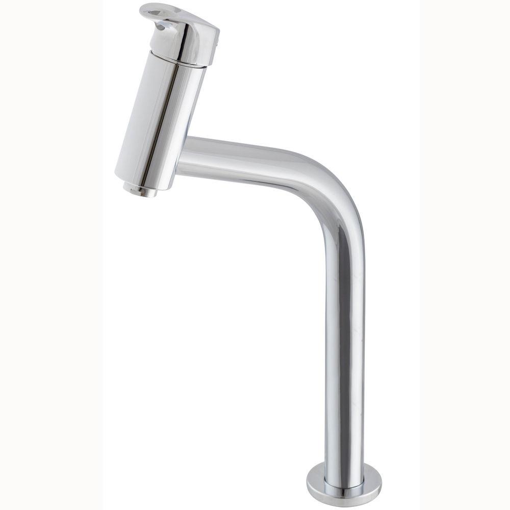 Misturador Monocomando Para Banheiro Angra 2877 Meber Cromado 26644