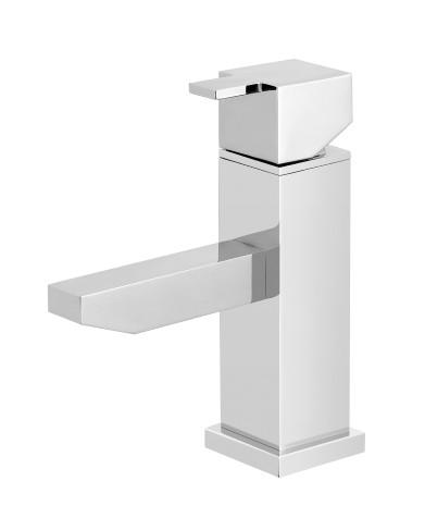 Misturador Monocomando Para Banheiro Balcão Quadra Meber 2876