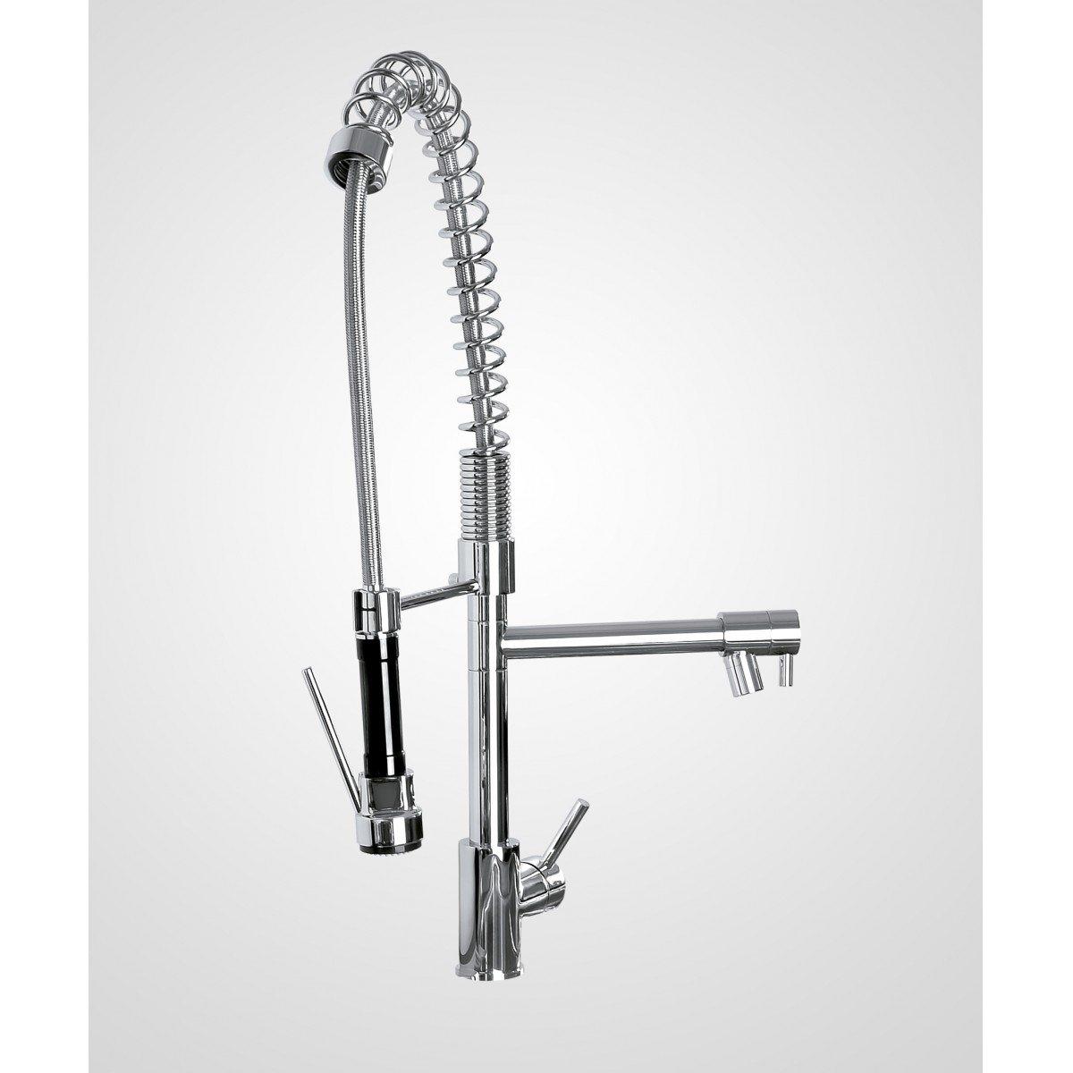 Misturador Monocomando Para Cozinha Big Kitchen 2288.C60 Perflex