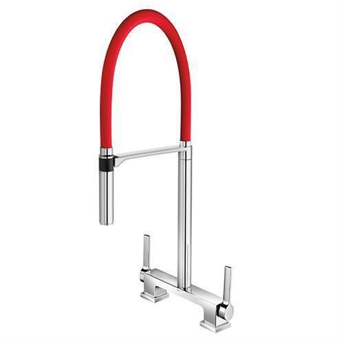 Misturador Para Cozinha De Mesa Bica Alta Doc Red 00738779 Docol