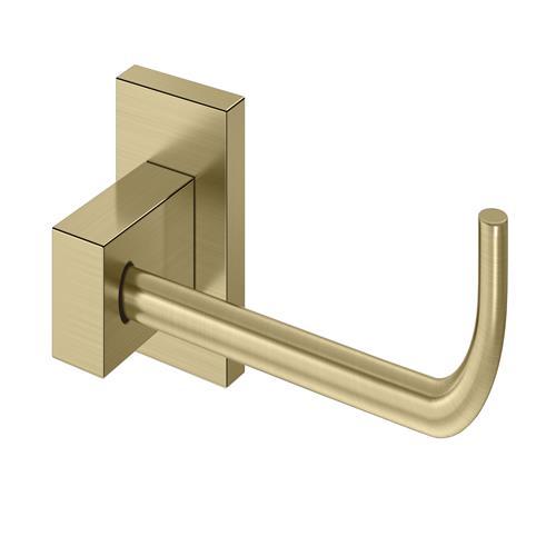 Papeleira Square Ouro Escovado Docol 00388572