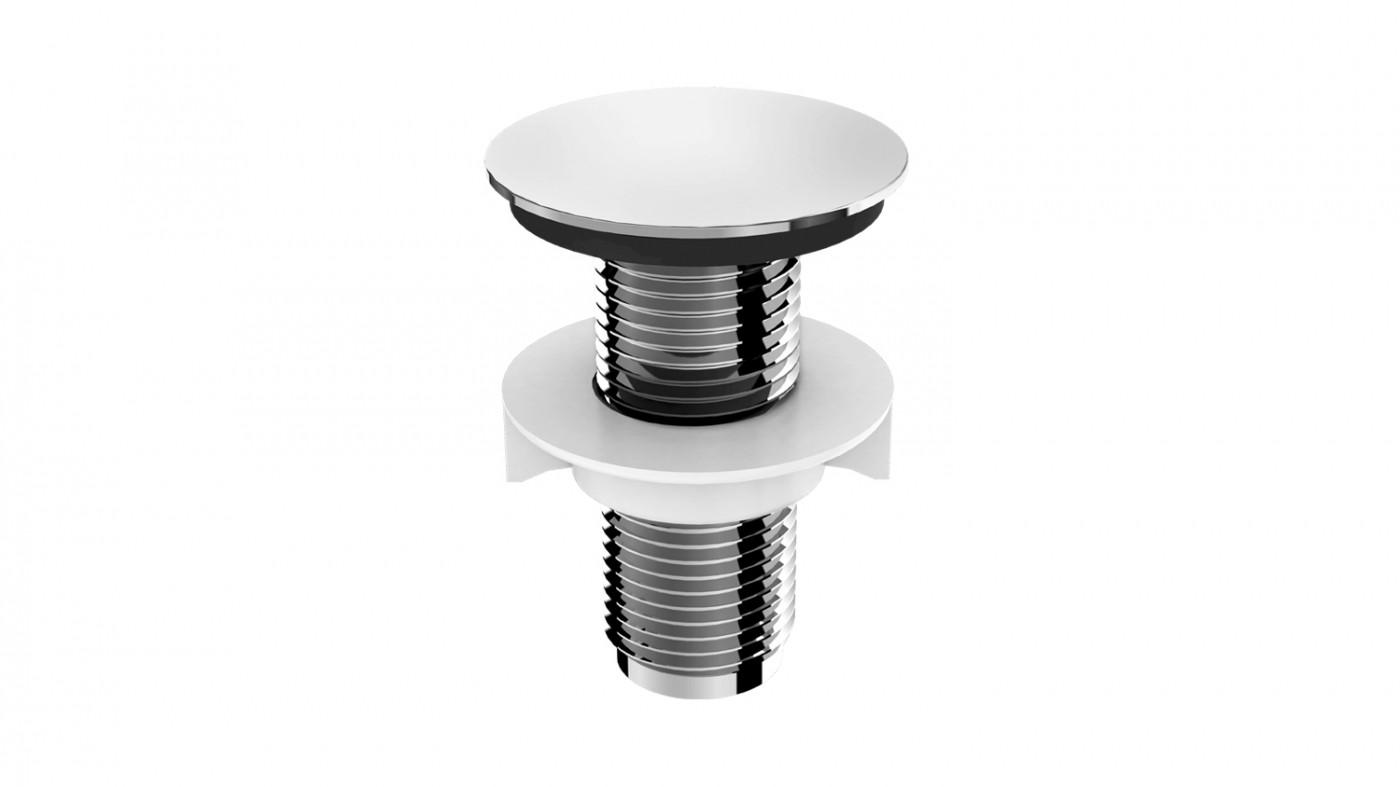 Plug de ABS para Lavatórios e Bidês 1/2 Censi 5900