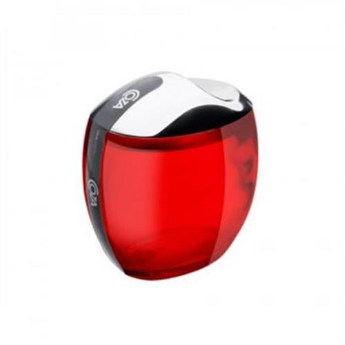 Porta Algodão/cotonete Spoom Classic Vermelho (20883/0111)