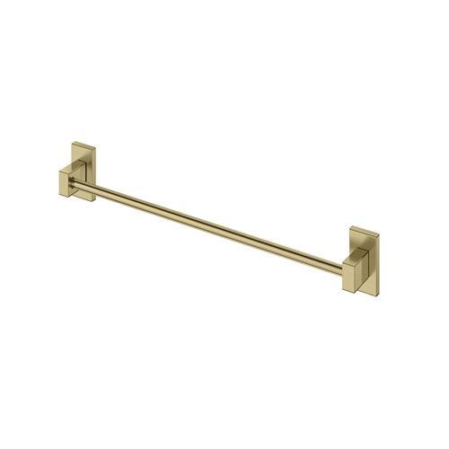 Porta Toalha Bastão Square Ouro Escovado Docol 00387772