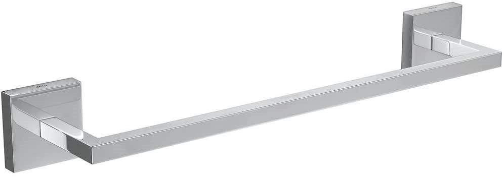 Porta Toalha Clean Barra 2040 Cromado 500mm