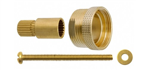 Prolongador para Registro Docol 10mm Blukit 161601