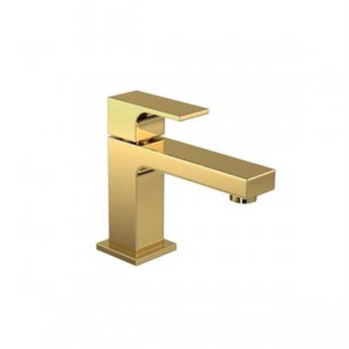 Torneira Lavatório Mesa Bica Baixa Unic Gold 1197.gl90