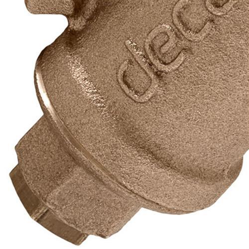 Válvula Filtro Tipo Y F.85 - 000.085.100.01 DECA
