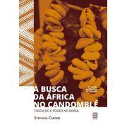A busca da África no candomblé
