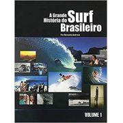 A GRANDE HISTORIA DO SURF BRASILEIRO --LN-PT