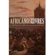 Africanos livres - A abolição do tráfico de escravos para o Brasil