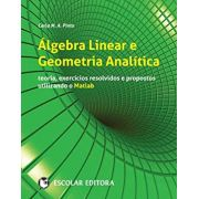 Algebra Linear e Geometria Analitica