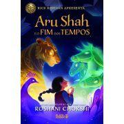 Aru Shah e o Fim dos Tempos
