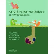 As ciências naturais de tatsu nagata