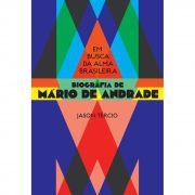 Em busca da alma brasileira - biografia de Mário de Andrade