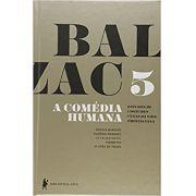 A Comédia Humana - Volume 5