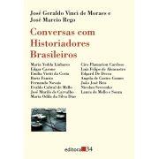 Conversas com historiadores brasileiros