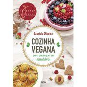 Cozinha vegana para quem quer ser saudável