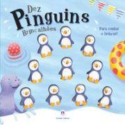 Dez pinguins brincalhões
