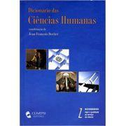 Dicionario das Ciencias Humanas
