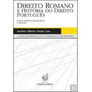 Direito Romano e Historia do Direito Portugues