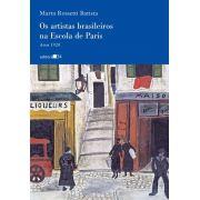 Os artistas brasileiros na escola de Paris
