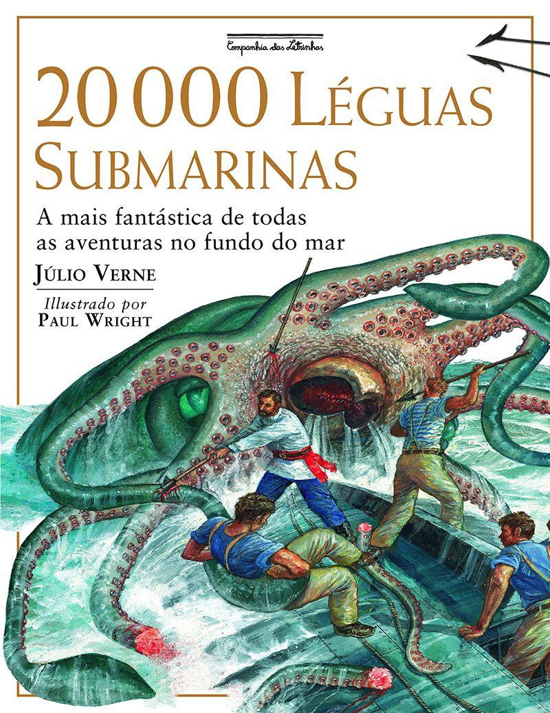 20 000 léguas submarinas