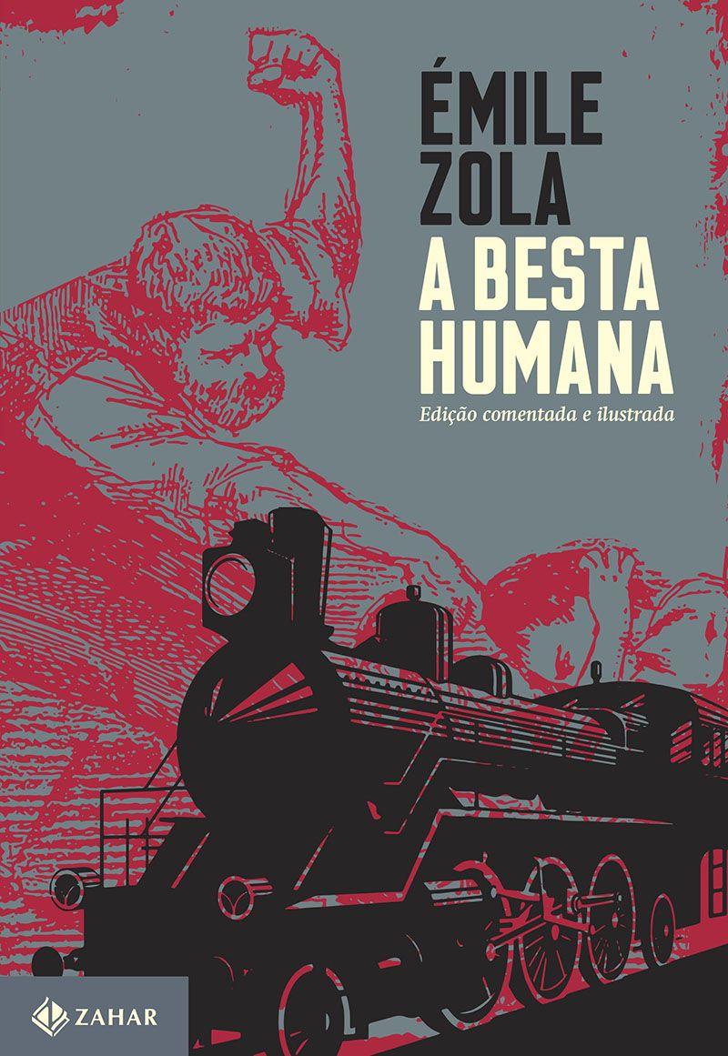 A besta humana: Edição comentada e ilustrada