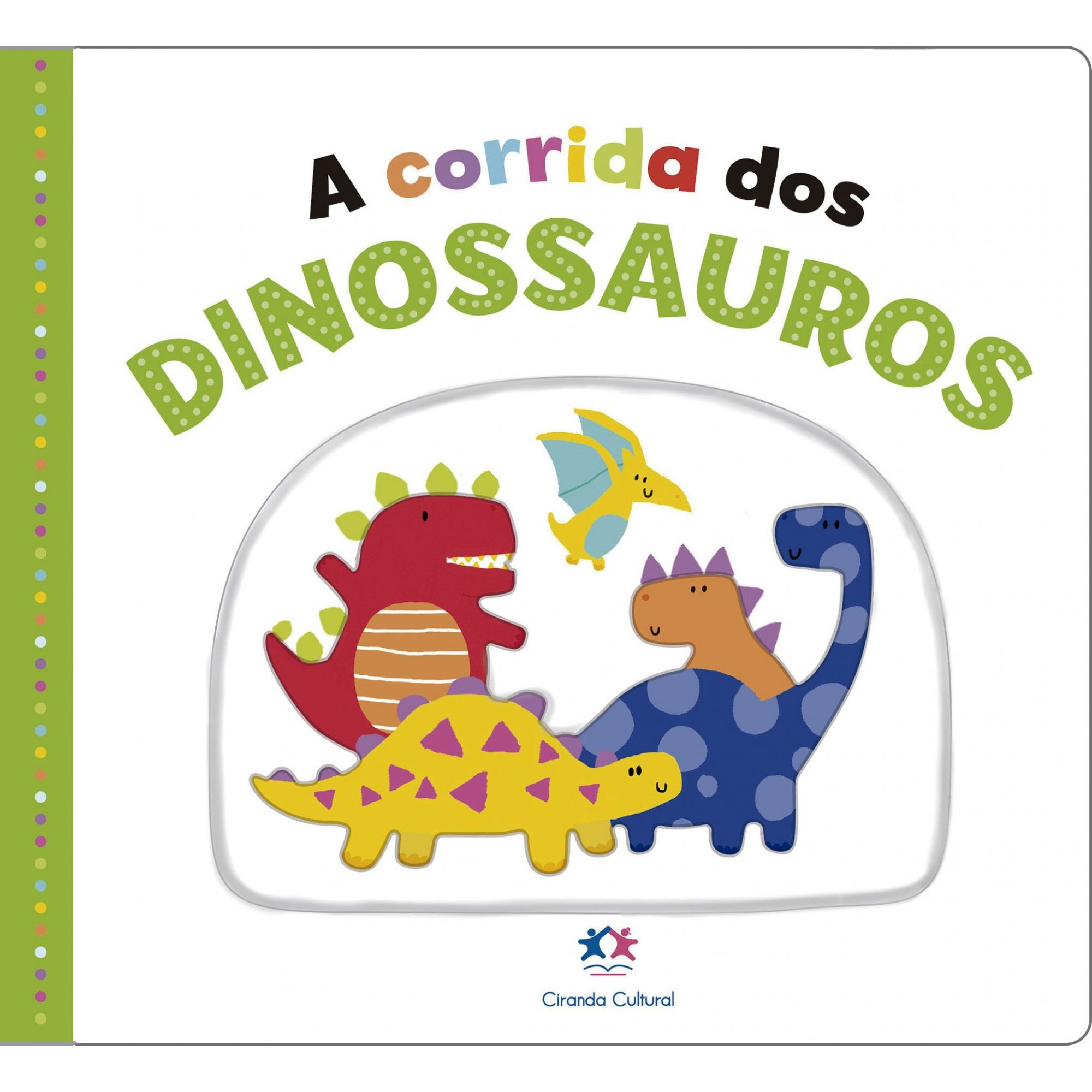A corrida dos dinossauros