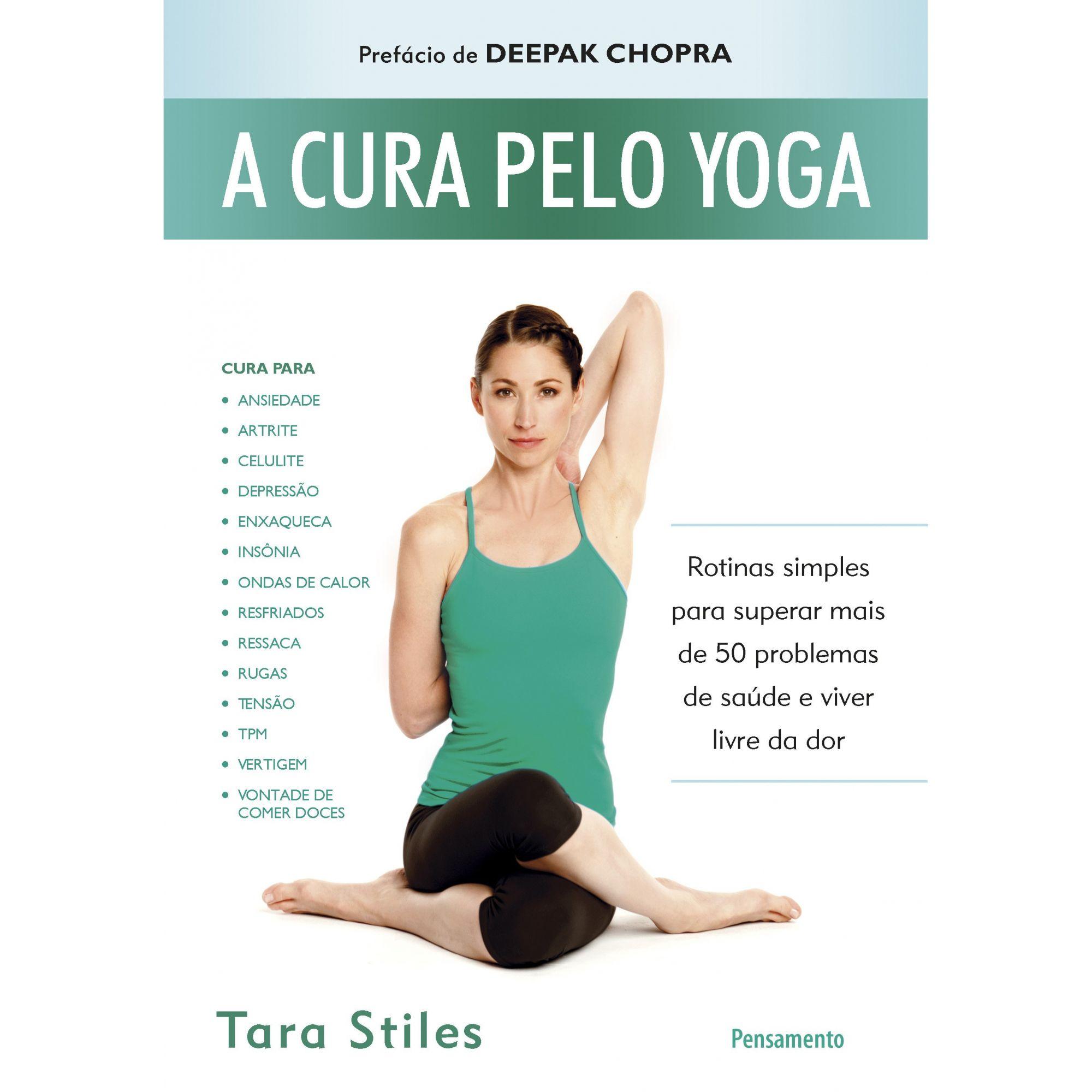 A Cura Pelo Yoga