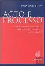 Acto e Processo