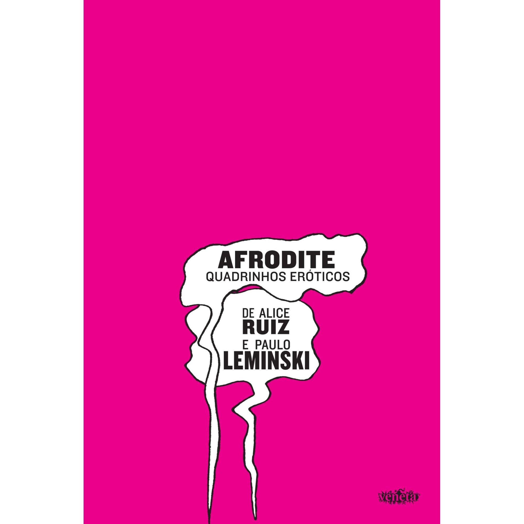 Afrodite quadrinhos eróticos