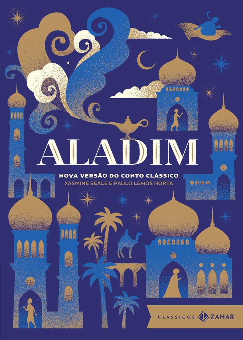 Aladim: edição bolso de luxo (Clássicos Zahar)