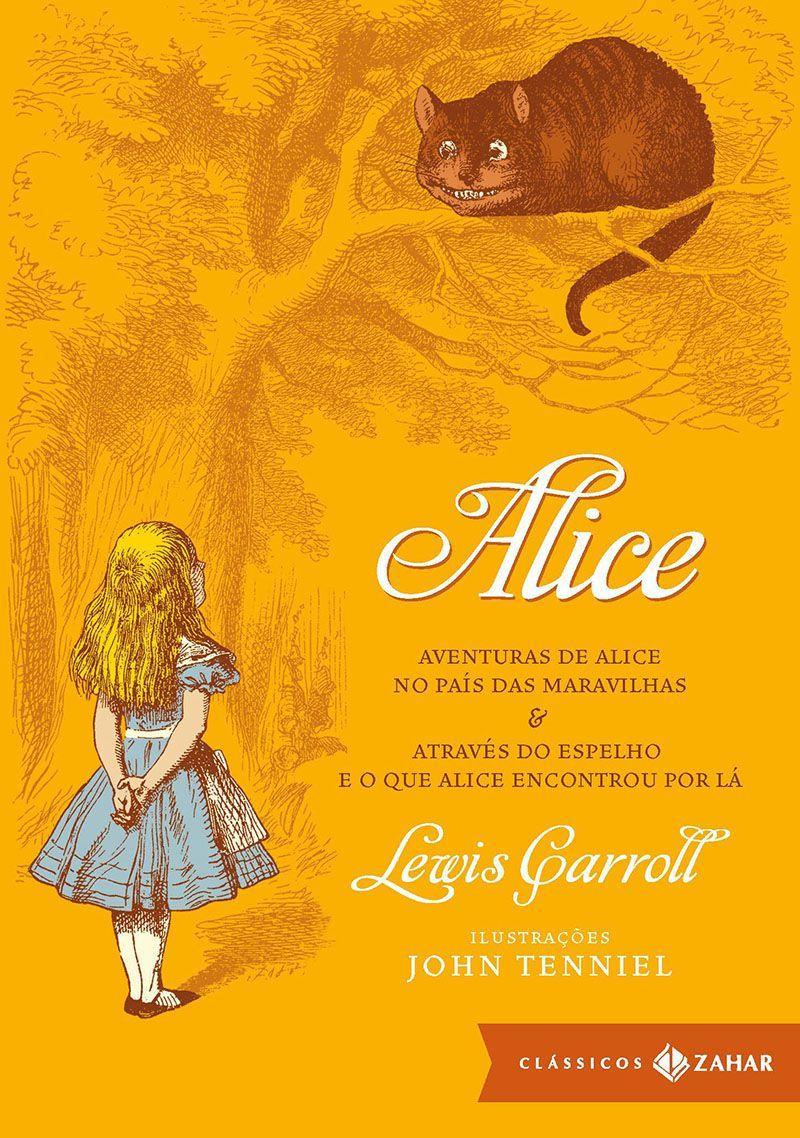 Alice: edição bolso de luxo (Clássicos Zahar)