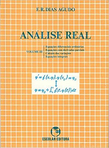 Analise Real - Vol. III