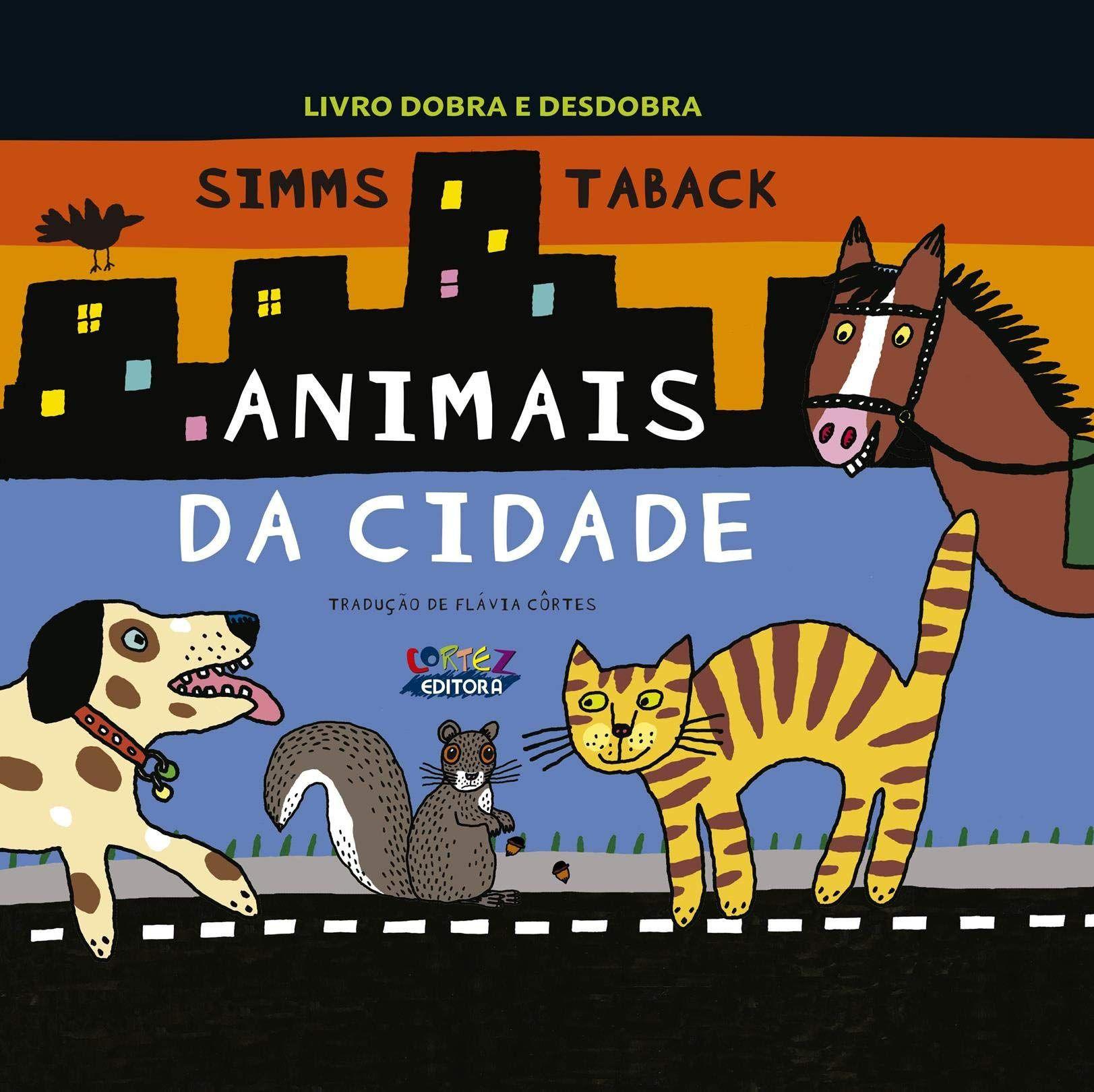 Animais da cidade - CORTEZ
